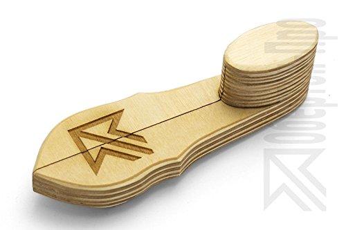 Russian Vargan by Glazyrin with case Mini-Phantom Jews Harp