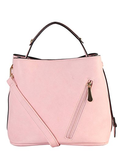 diophy-pu-leather-multi-spaced-hobo-with-sloped-zipper-pocket-womens-purse-handbag-gs-3433