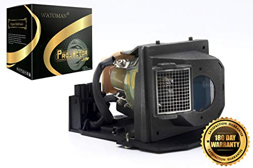 Watoman BL-FS300B Original Replacement Projector Lamp with Complete Housing for Optoma EP1080 EP910 H81 HD7200 HD80 HD8000 HD8000-LV HD800X HD803 HD806 HD81 HD81-LV HD930 HD980 HT1080 HT1200 TX1080 (Hd81 Lamp)