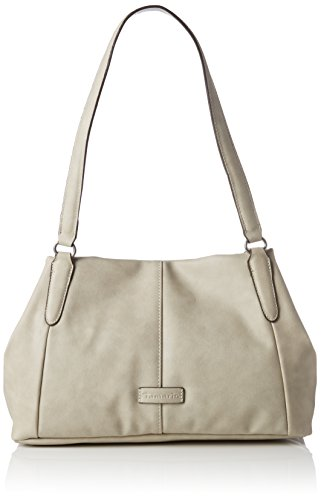 Tamaris Amal Shoulder Bag, Sac Bandoulière Femme Gris (Grey)