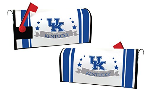KENTUCKY WILDCATS MAILBOX COVER-UK WILDCATS MAGNETIC MAIL BOX COVER-NEW FOR 2016! Cat Mailbox Covers