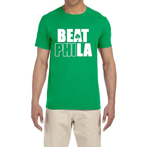 Deetz Shirts GREEN Boston Beat Phila T-Shirt YOUTH MEDIUM