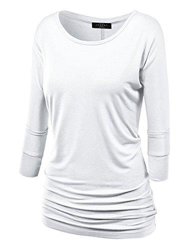 Womens Sleeve Drape Side Shirring product image