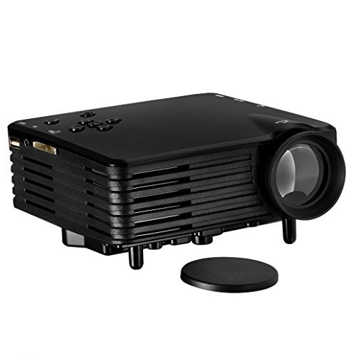 Syhonic S7 HD LCD LED Mini Portable Multimedia Home Theater  (Large Image)