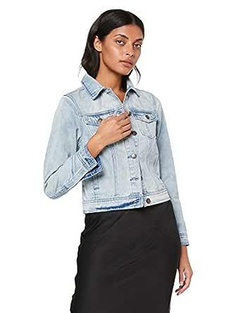 Mossimo Women's Journey Denim Jacket, Artic Blue, 10