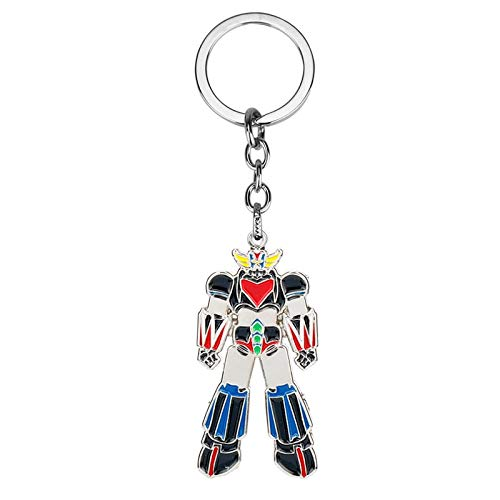 Amazon.com: Mazinger Z Ufo Robot Grendizer llavero Ufo Robo ...
