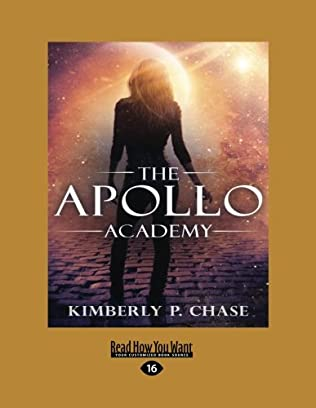 book cover of The Apollo Academy