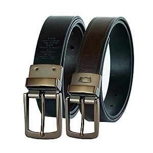 Levi's Men's Reversible Casual Jeans Belt