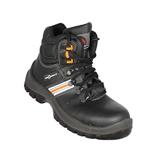 Zapatos Seky Src Alta Negro Bauschuhe S3 Aimont De Seguridad 7wBxq76T
