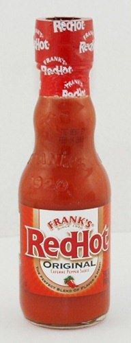 Frank's RedHot Original 5 Oz Cayenne Pepper Sauce 24/Case by Frank's