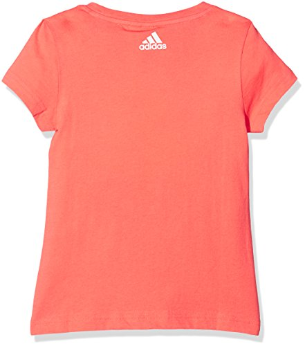 Yg Eascor camiseta Girls Linear Adidas Essentials blanco dBqTnX