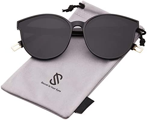SOJOS Round Sunglasses Mirrored SJ2057 product image