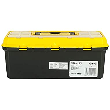 STANLEY 1-71-948 13'' Organised Maestro Tool Box with Clear top lid 11