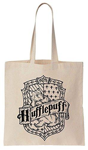 Tote Bag Bolsos House de Wizards de Algodón Compras School Emblem Reutilizables qw6Hft7