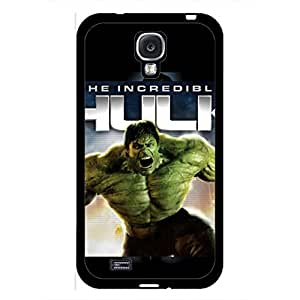 Fashional Marvel Avengers Superhero The Incredible Hulk Phone Case Back Cover For Samsung Galaxy S4 Black Hard Case W2T51