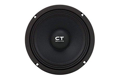 CT Sounds Shallow Pro Audio 10 Inch Car Audio PA Car Speaker