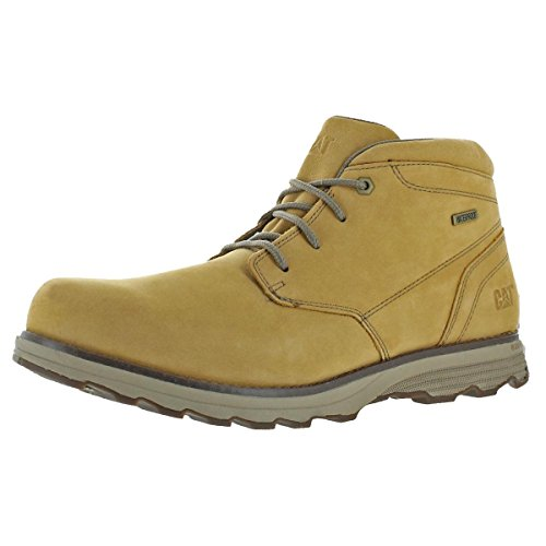 - Caterpillar Mens Elude Ease Mesh Lined Hiking Boots Tan 12 Medium (D)