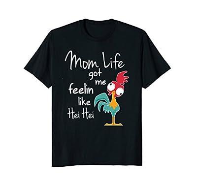 Mom life got me feelin like T-Shirt funny Gift Tee