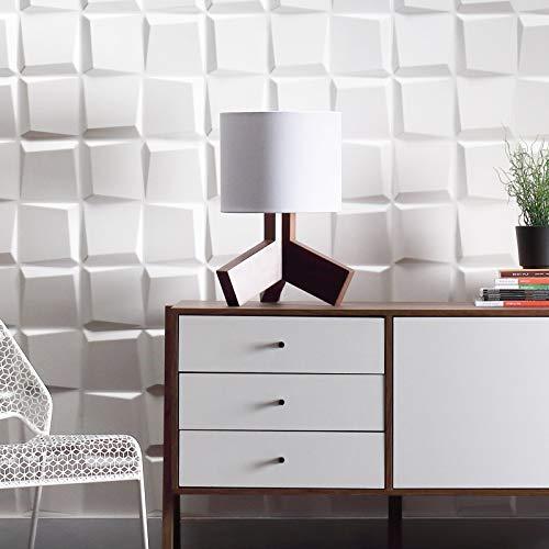 Inhabit Cubit Wall Flats - 3D Textured Wall Panels ()