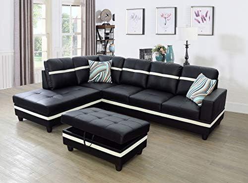 Ainehome Furniture Sectional Sofa Set, Living...