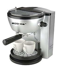 ECO-DE ECO-265 - Cafetera espresso, 15 bar