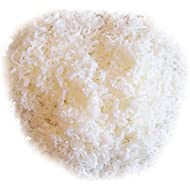 Fresh Grated Locatelli Pecorino Romano. Grated Cheese 1 Pound Imported from Italy. No Additives or Preservatives.