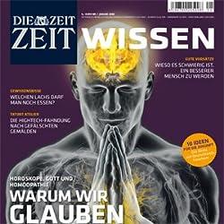 ZeitWissen, Dezember 2007