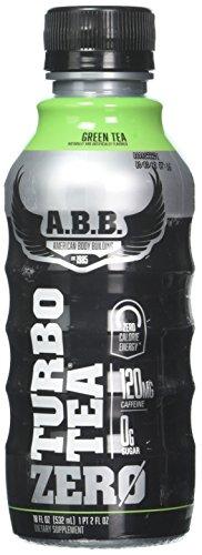 Cheap ABB Turbo Zero, Green Tea, 12 Count