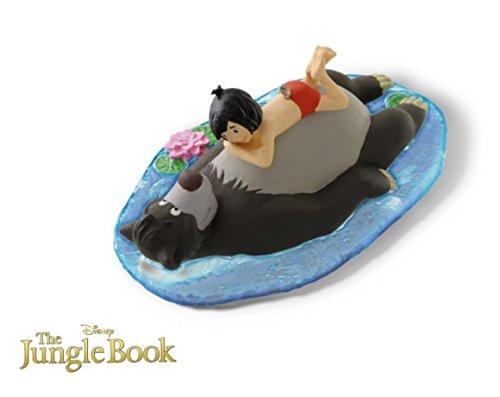 Hallmark 2014 The Bare Necessities Disney's The Jungle Book Reveal #2 Ornament ()