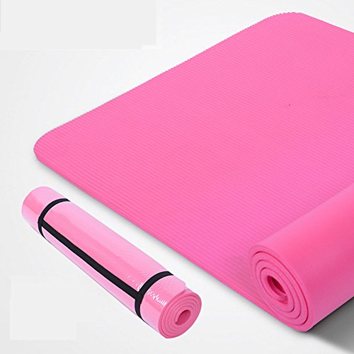 yamde-yoga-all-purpose-2-5in-extra-thick-high-density-anti-tear-exercise-yoga-mat-with-carrying-stra