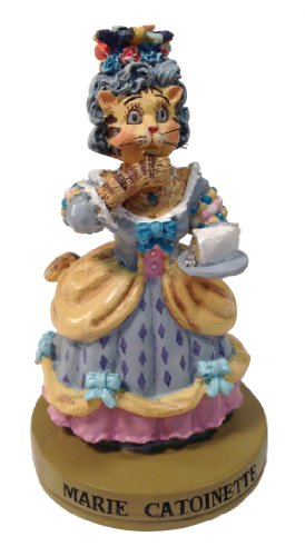 Ertl Collectibles Cat Hall of Fame Marie Catoinette Figurine - 4