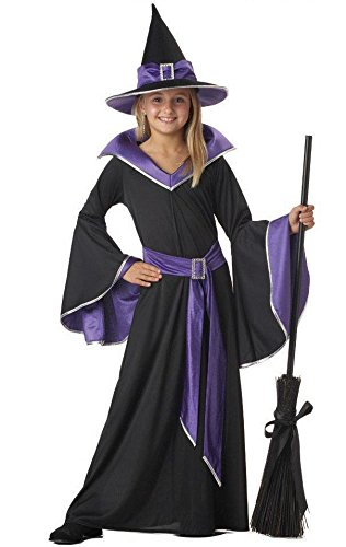 [Incantasia the Glamour Witch Costume - Large by California Costumes] (Glamour Witch)