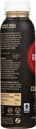 REBBL INC: Elixir Reishi Cold Brew, 12 fl oz-5 PACK by REBBL INC: (Image #1)