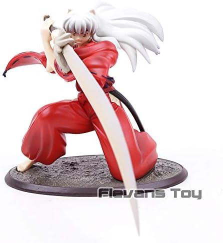 GrandToyZone FIGURE SERIES - Anime Inuyasha Sesshoumaru Action Figure - 14cm (5.5 inch)