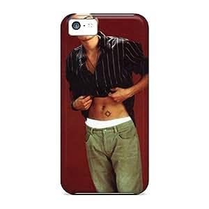 Special SandraTrinidad Skin Case Cover For Iphone 5c, Popular Orlando Bloom Phone Case
