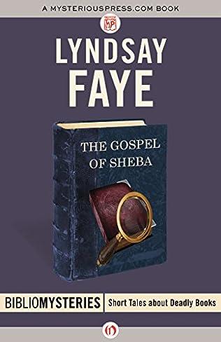 book cover of The Gospel of Sheba
