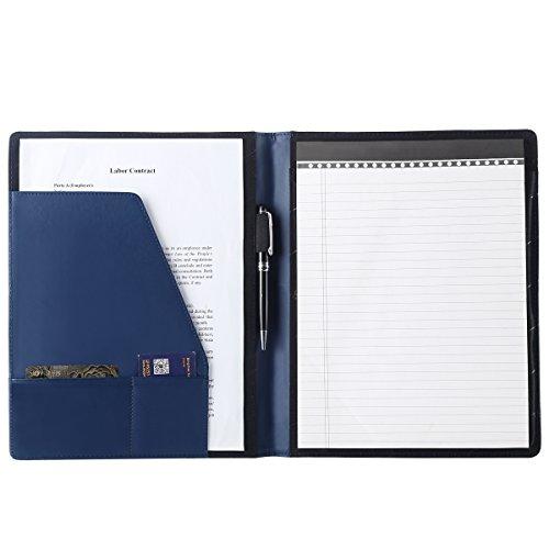 a6f35218fa7b 70%OFF Leathario-Portfolio en cuir PU, porte document, portfolio cuir pour
