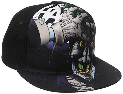 DC Comics  The Joker  Baseball Cap]()