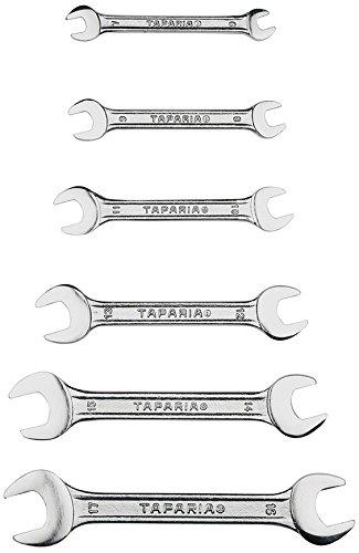 Taparia DEP 06 Double Ended Spanner Set