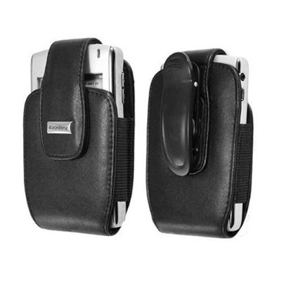 OEM Perfect Fit Leather Case for Blackberry Curve 8300 / 8310 / 8320 / 8330 / 8700 / 8700e / 8800 / 8810 / 8820 / 8830 (All Carriers Such As At&t(cingular), T-mobile, Verizon Wireless, Sprint, Alltel, Us Cellular, Suncom) Blackberry 8300 Curve Leather