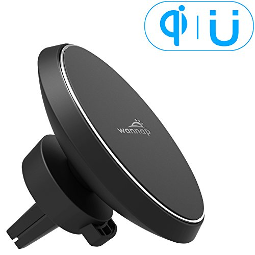 Wannap Wireless Charger Magnetic Charging