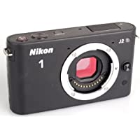 Nikon 1 J2 10.1 MP HD Digital Camera (Black) Body Only