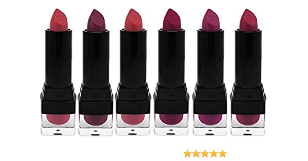 W7 Viva La Berry Barra de labios 6 Pack Kiss Nice Blackberry Glam ...