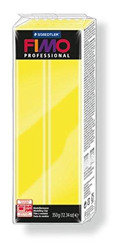 13 opinioni per Staedtler 8001-1- Pasta per modellare Fimo professional, 350 g, zitronencolore