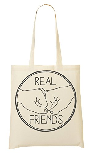 Fist Provisions Bump Fourre Friends Tout À Sac Sac Real gw85q5
