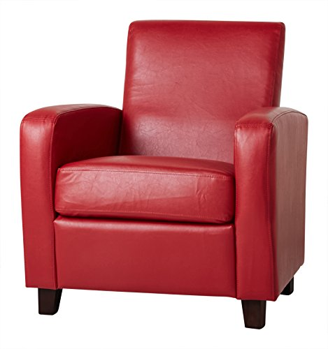 Red Living Room Chairs