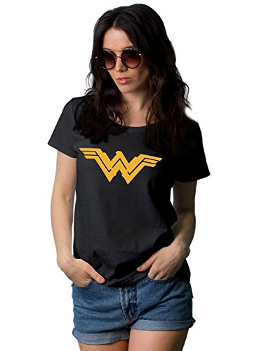 Decrum Superhero Wonder Woman Shirts for Teen Girls