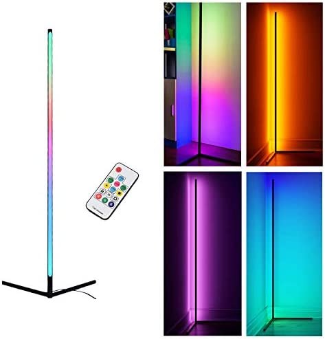 RGB Color Changing Floor Lamp