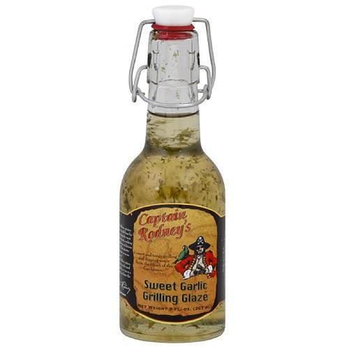 Captian Rodney's, Sweet Garlic Grilling Glaze 9 Oz