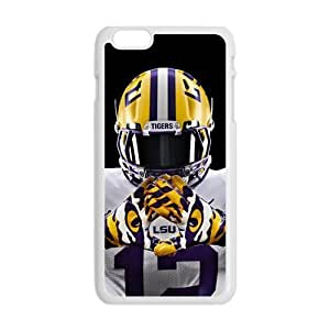 Cool Painting LSU Hot Seller Stylish Hard Case For Iphone 6 Plus